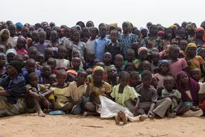 Nigerian refugees in Cameroon – 2015
