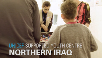 Iraq - Rebuilding young lives shattered by conflict - MIX