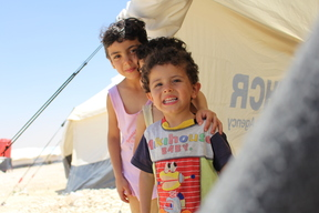 Supporting the needs of families fleeing violence in Deir-ez-Zor - Syrian Arab Republic - 2017
