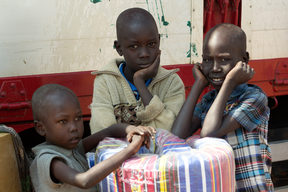 Documentation of South Sudan refugees at transit centres and refugee settlements in Northern Uganda