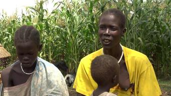 12326 S Sudan Nutrition HD PAL BROLL