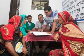 Community Health Volunteer (CHV) Activities at Tangail Medical College Hospital- Bangladesh- 2015