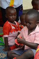 Photographs from the Early Childhood Development Community Activation event iin Kabale District