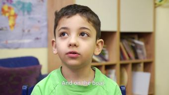 13062 Germany Syrian refugee at School childrenfirstendtag MIX HD