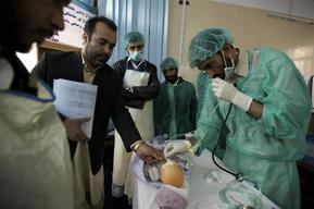 New Born Training for doctors- Jalalabad - Afghanistan - 2010