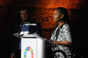 Global Goals Awards honour champions for women's and girls' rights - 2016
