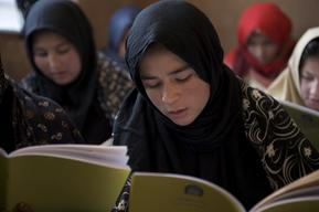 Female Literacy and Empowerment - Herat - Afghanistan - 2010