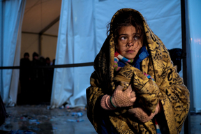 Winter conditions for refugees and migrants in the former Yugoslav Republic of Macedonia – 2015