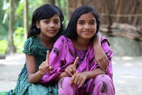 Bangladesh May 2014 - Story of Sharifa and Meem