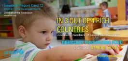 Innocenti Report Card RC12 - Children in the Developed World